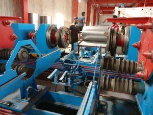 steel drum manufacturing Plant - automatic - dana steel uae