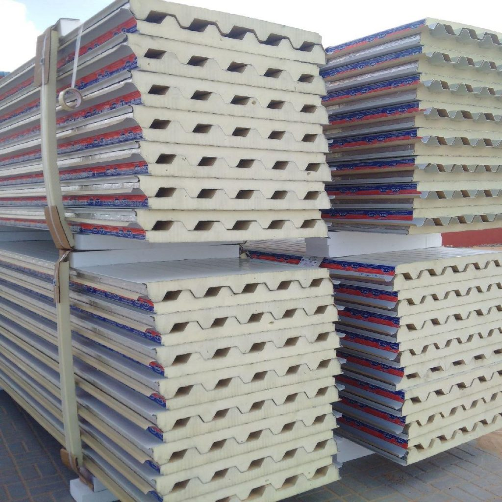 sandwich panel supplier in uae oman bahrain saudi arabia kuwait jordan africa