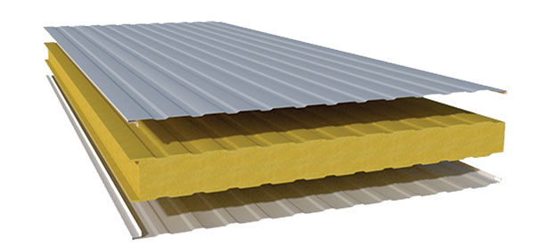 Insulated Sandwich Panels | Dana Steel UAE - Adding Value to Steel ...
