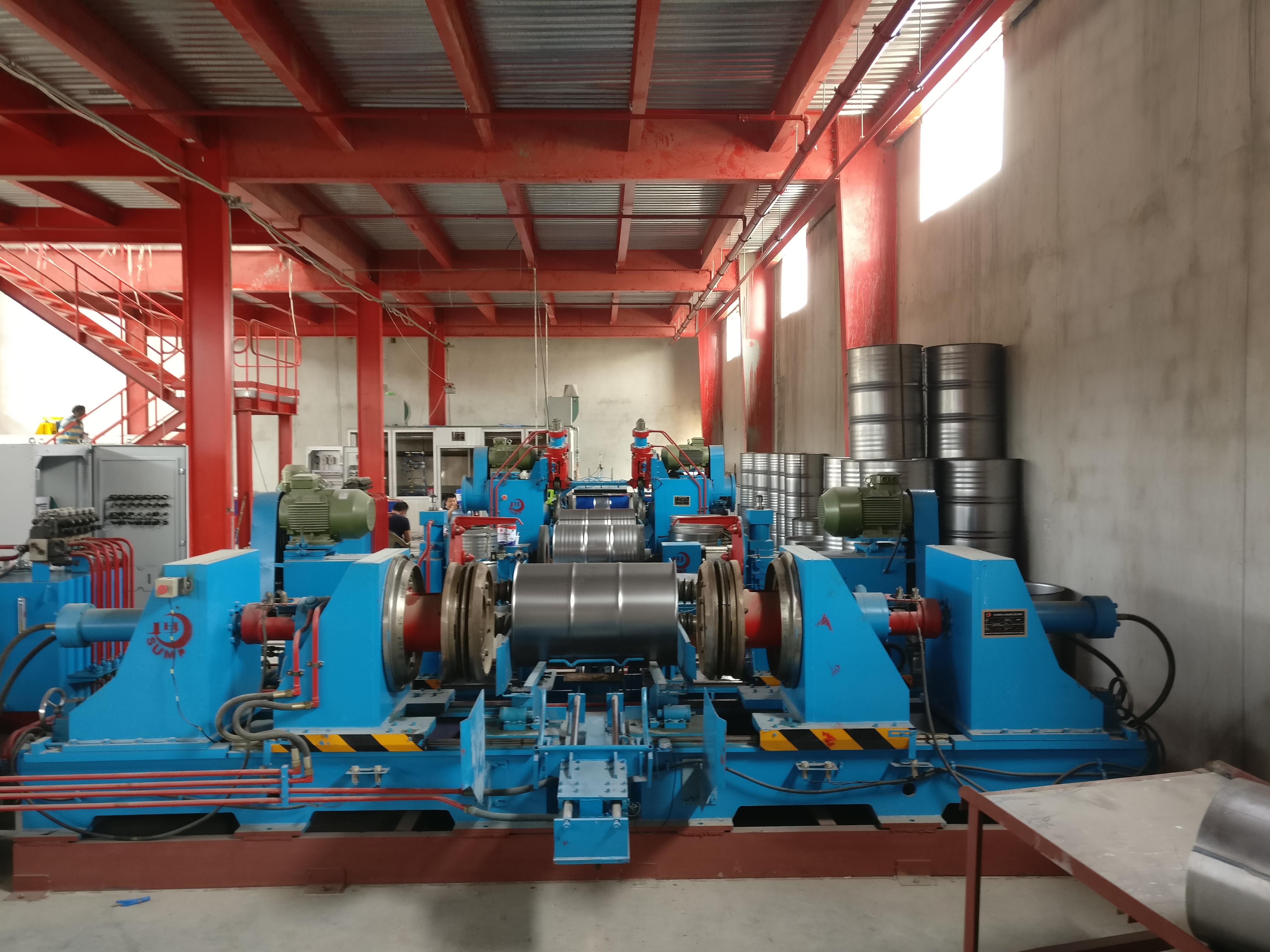 Steel Drums & Barrels | Dana Steel UAE - Adding Value to