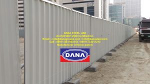 dana_steel_fencing_hoarding_shinko_dubai_uae