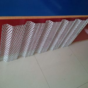 Corrugated_profile_perforated Sheet