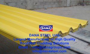 Roofing Sheet Supplier in Oman - Aluminum,ppgi,gi