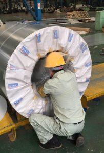 gi coils made in uae