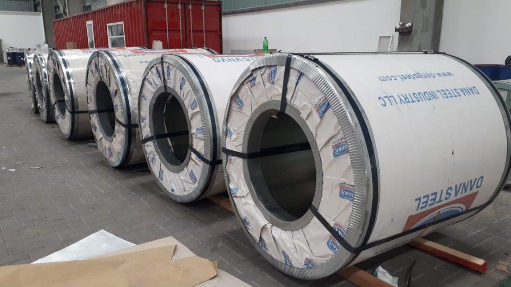gi galvanized aluzinc Coils Supplier - Manufacturer Africa Europe America