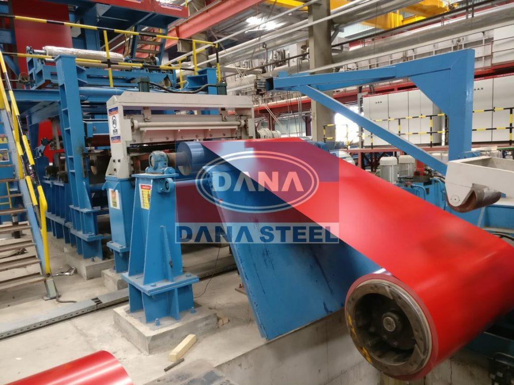 saudi arabia uae oman bahrain kuwait jordan Ppgi steel coil manufacturer supplier