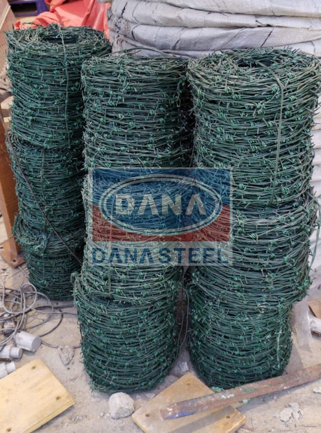 Barbed Wire MEsh Supplier in UAE