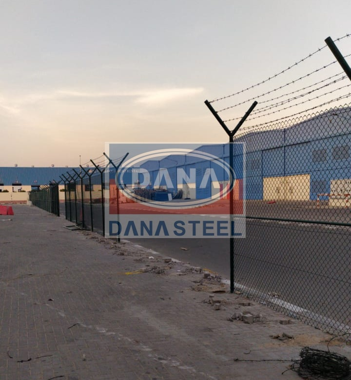 Chain link Fence Supplier in AUe Dubai Ajman Sharjah Abu Dhabi