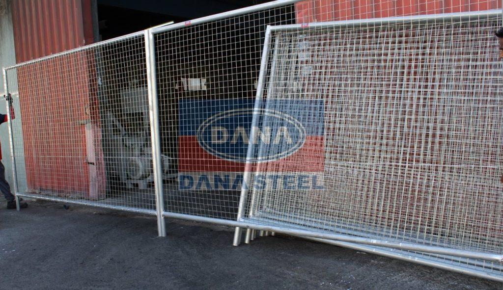 wire mesh heras equivalent fencing supplier dubai uae