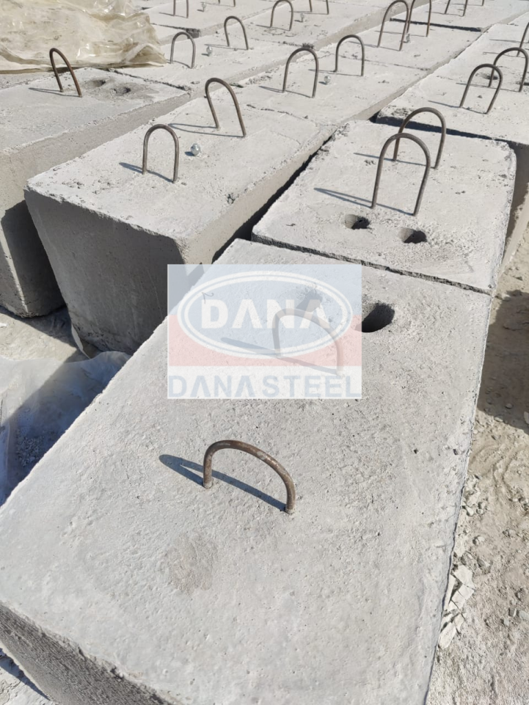 Concrete Blocks Foundation