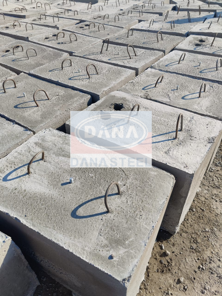 Concrete Foundation Blocks
